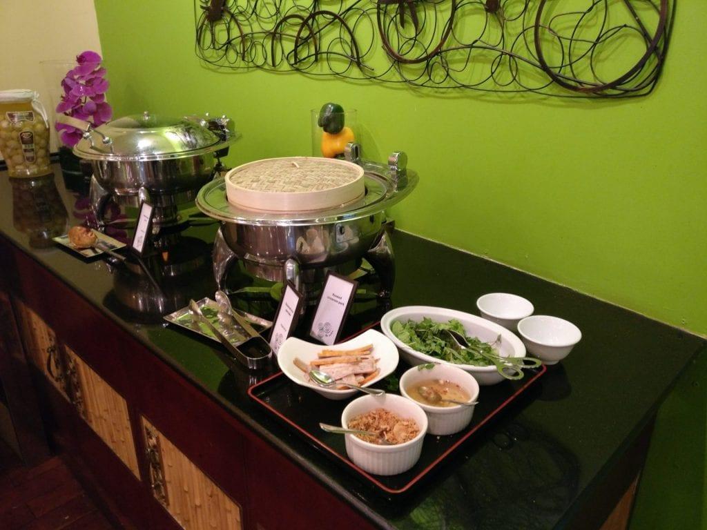 hilton hanoi opera frühstück restaurant 6