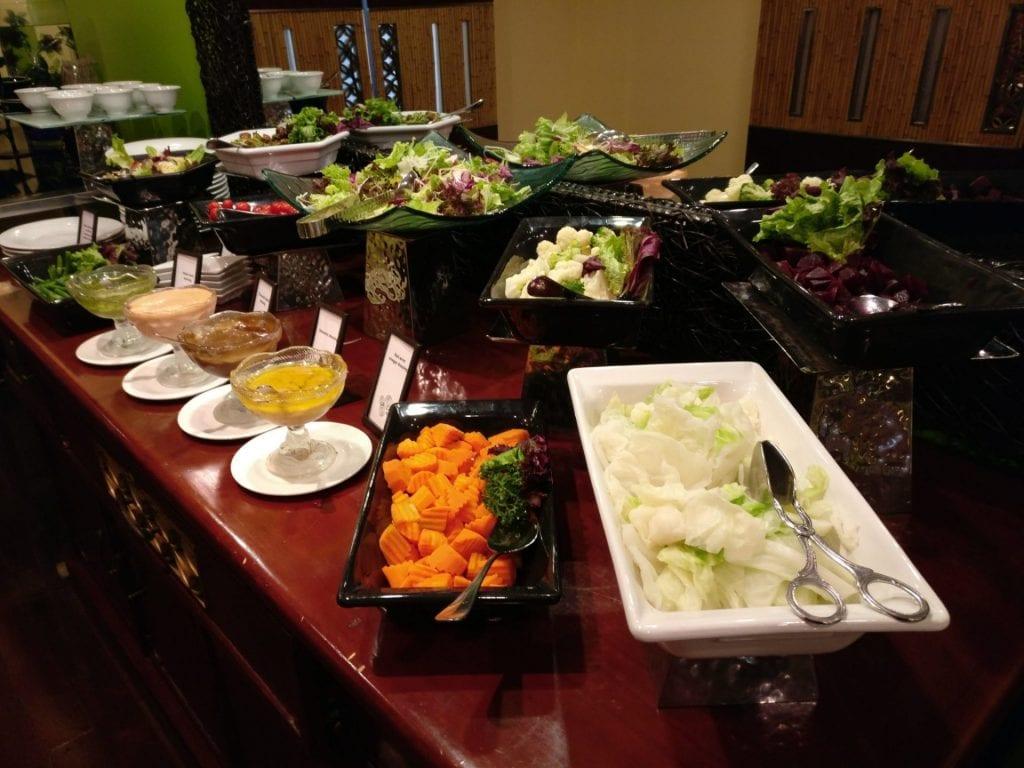 hilton hanoi opera frühstück restaurant 7