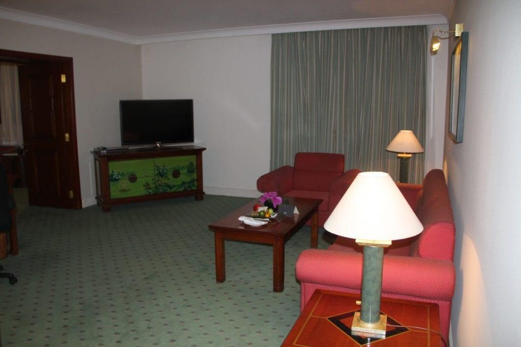 Hilton Hanoi Opera King Suite 2