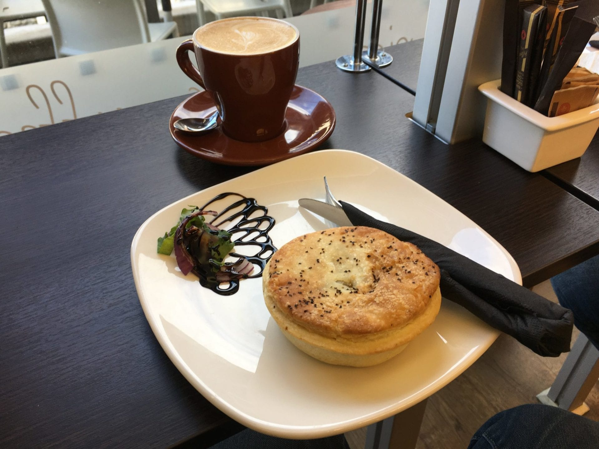 Hilton Queenstown Café