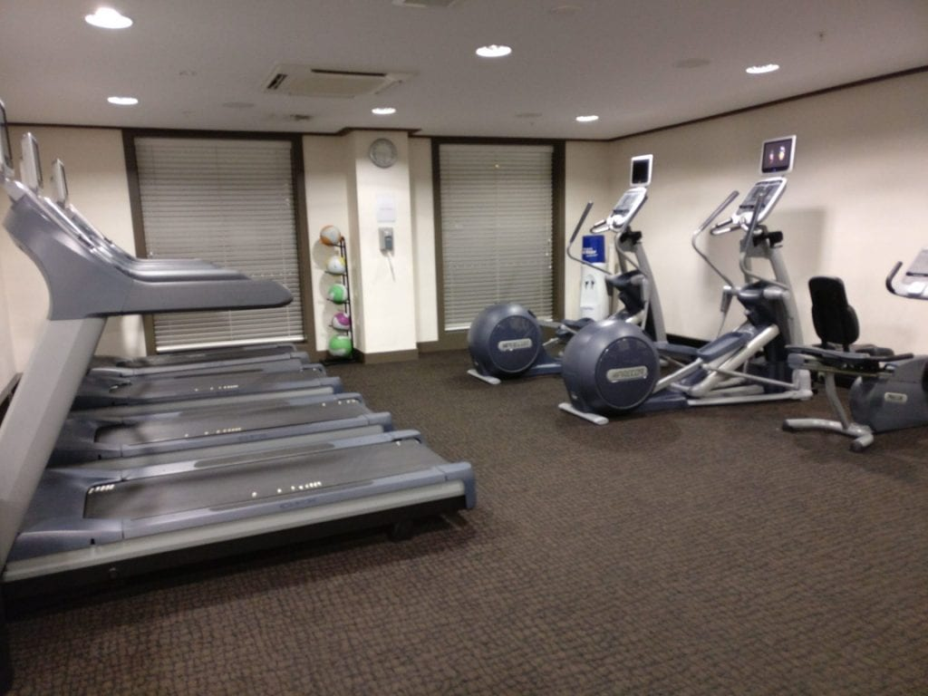 Hilton Queenstown Gym