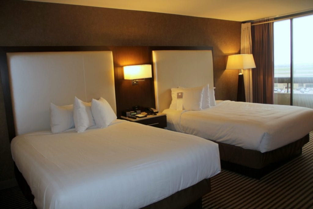 Hyatt Regency DFW Standard Room