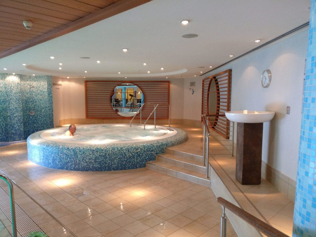 InterContinental Berlin Jacuzzi