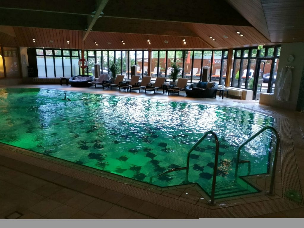 InterContinental Berlin Pool