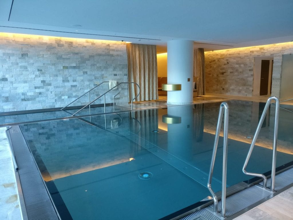 InterContinental Davos Pool 2