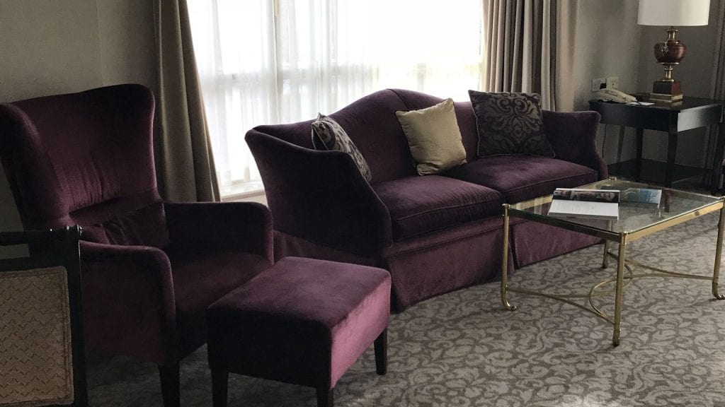 intercontinental dublin executive suite 2