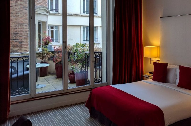 InterContinental Paris - Avenue Marceau Zimmer