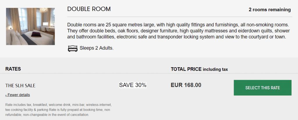 Small luxury hotels mit 30 prozent rabatt buchen for Slh hotels deutschland