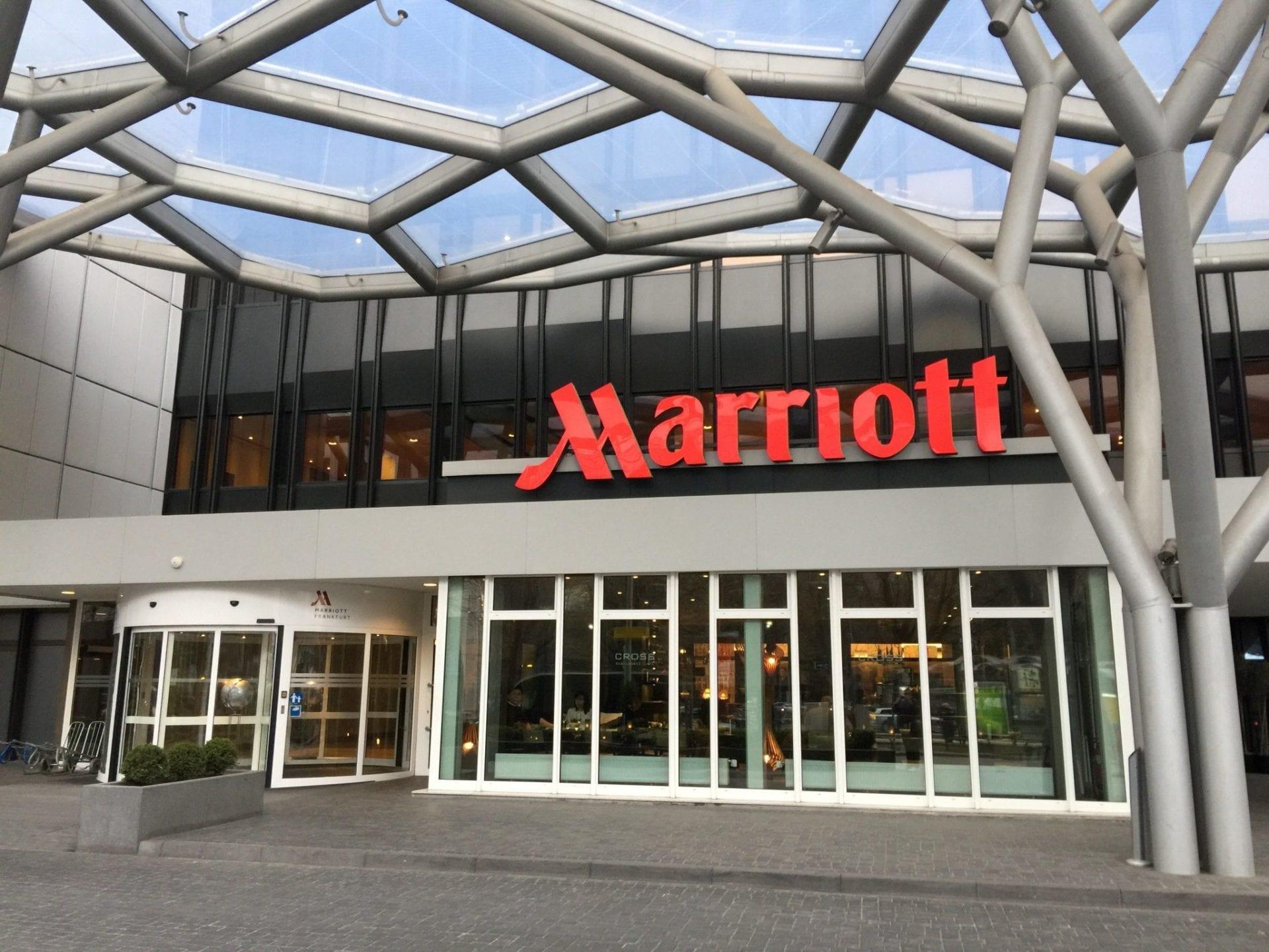 Marriott Hotel Frankfurt Messe