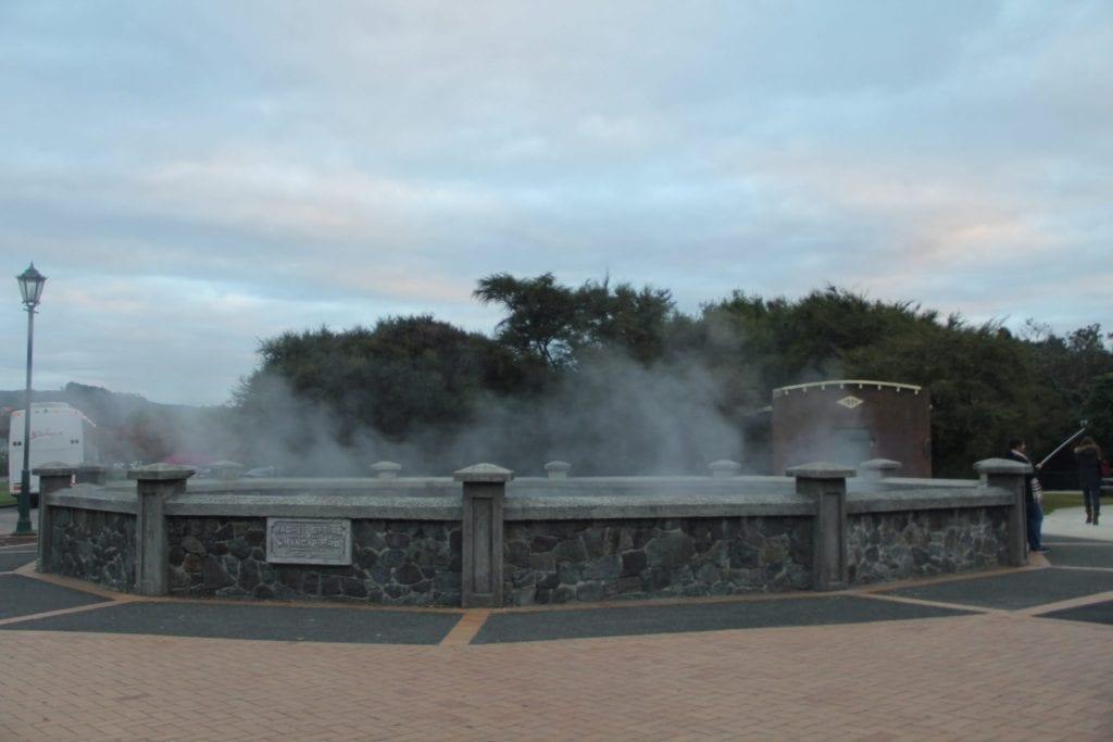 Rotorua Hot Pool