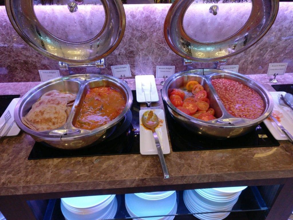 sats premium lounge singapur buffet 3