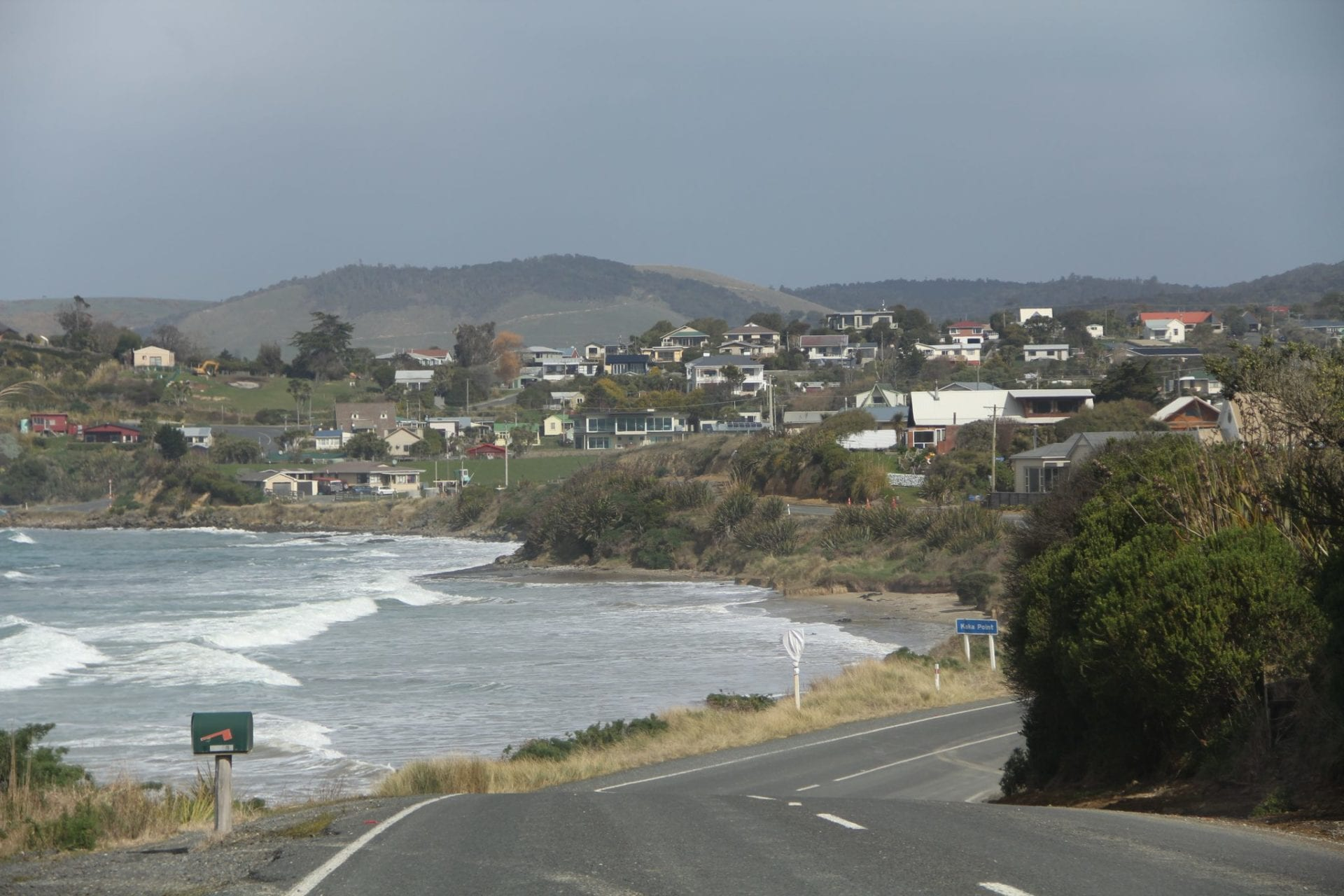 Southern Scenic Route Kaka Point