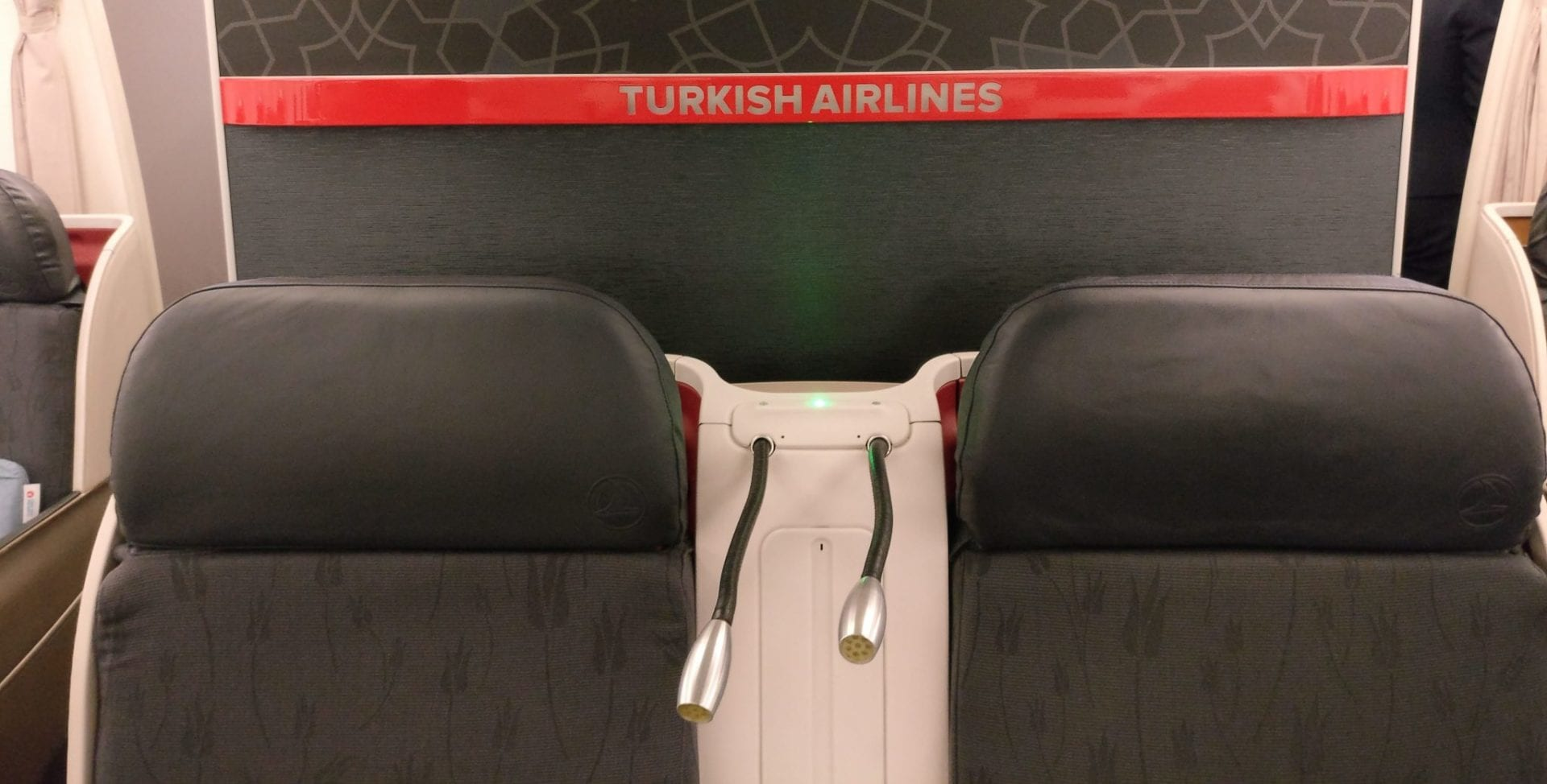 turkish airlines business class airbus a330 cabin