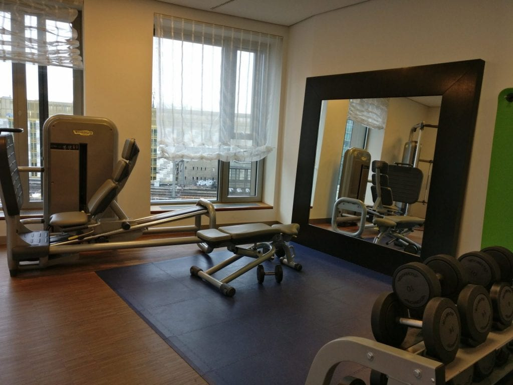 waldorf astoria berlin gym 3