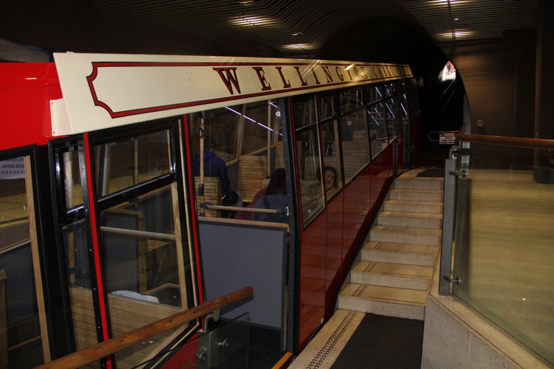 Wellington Cable Car 2