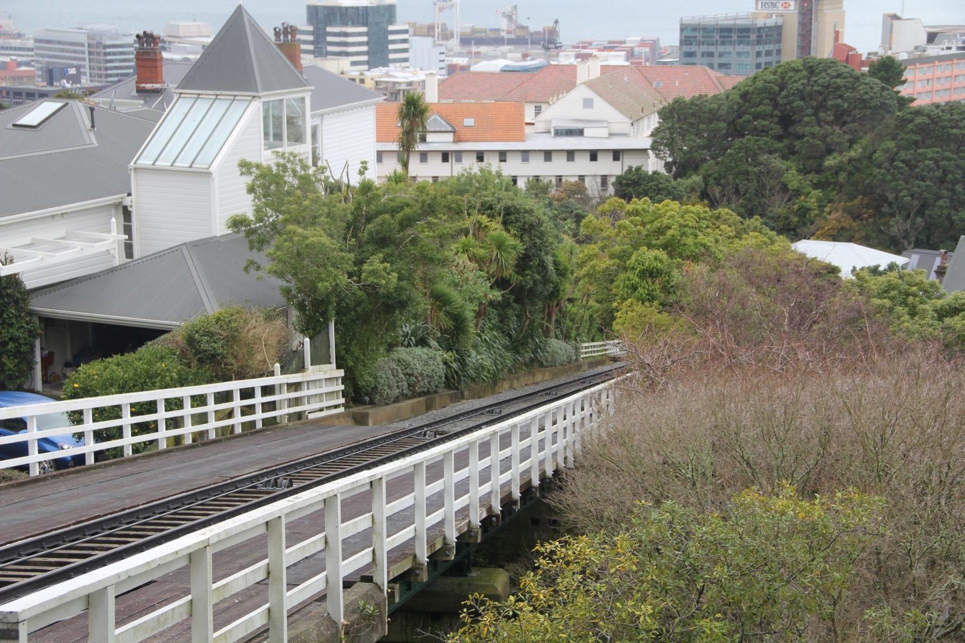 Wellington Cable Car Lane