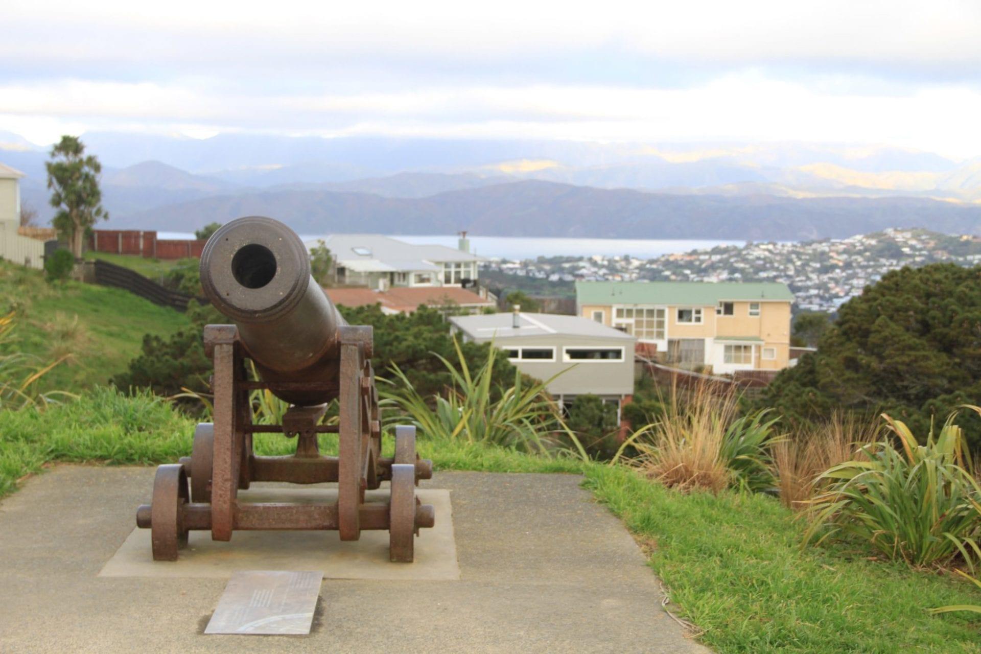 Wellington Mount Victoria 8