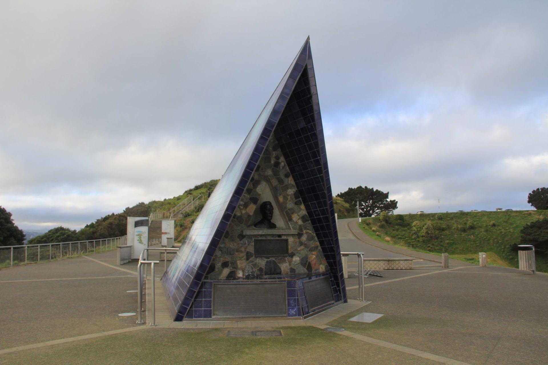 Wellington Mount Victory Treaty Statue