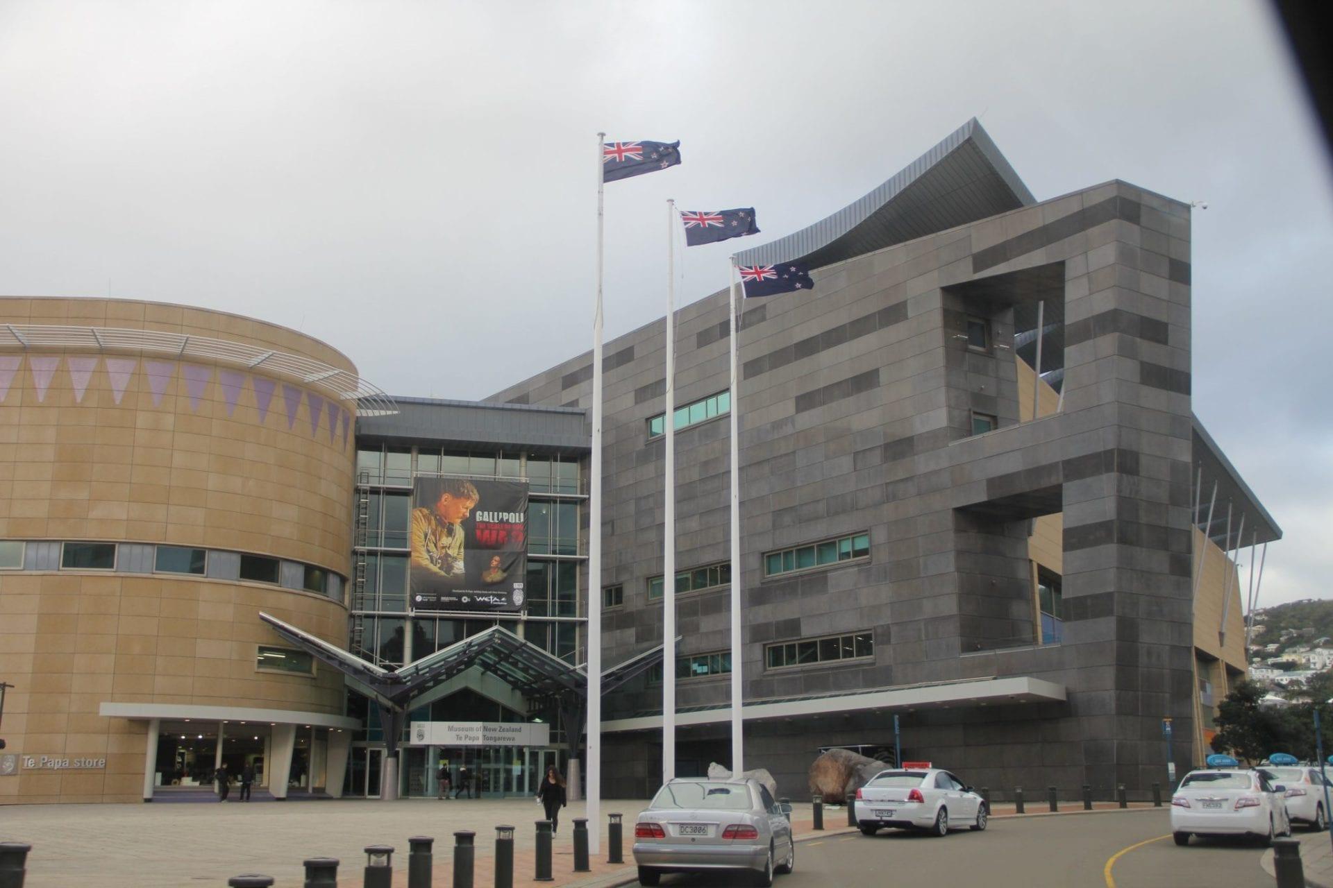 Wellington Museum of New Zealand