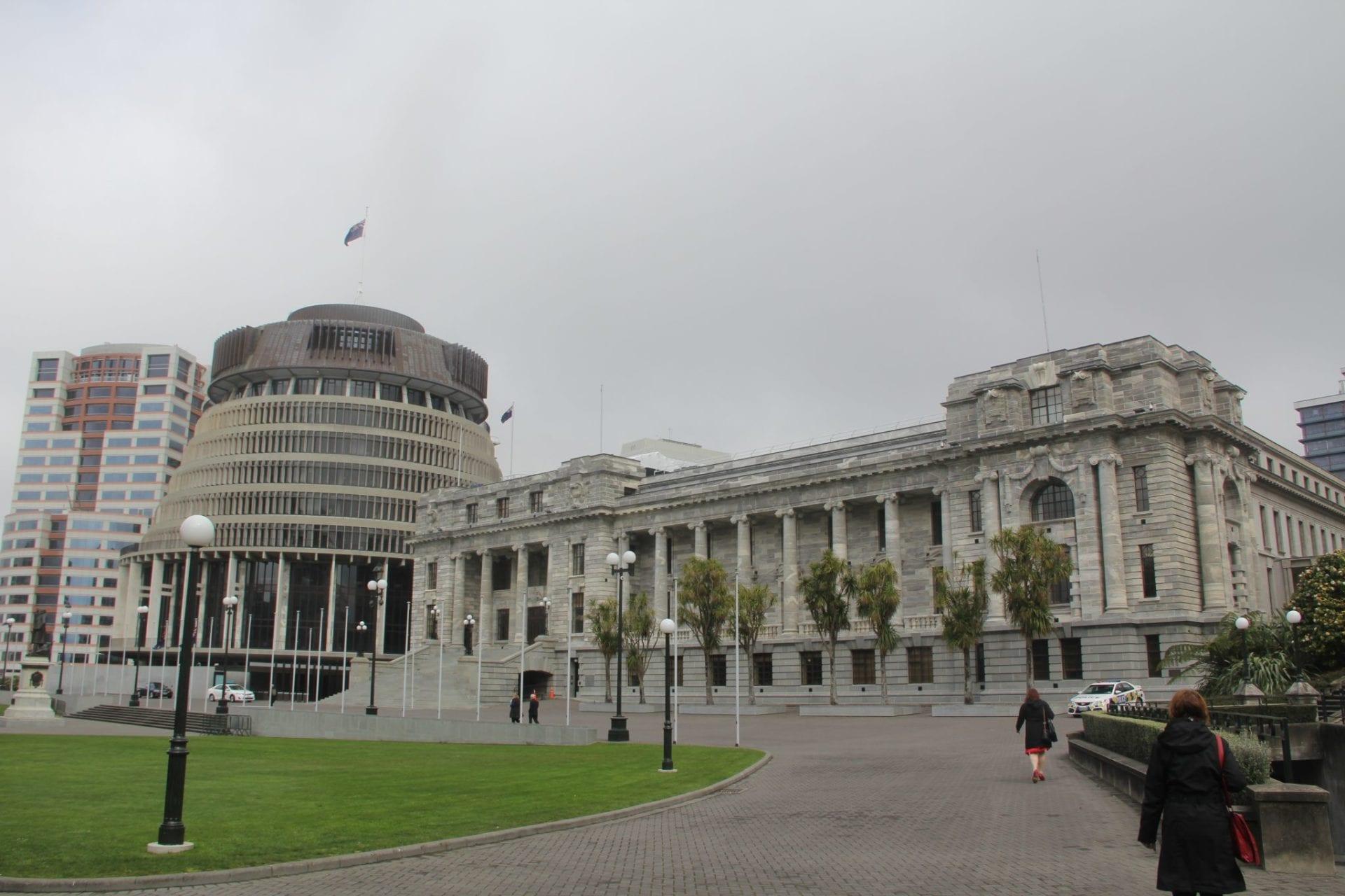 Wellington Parliament Building