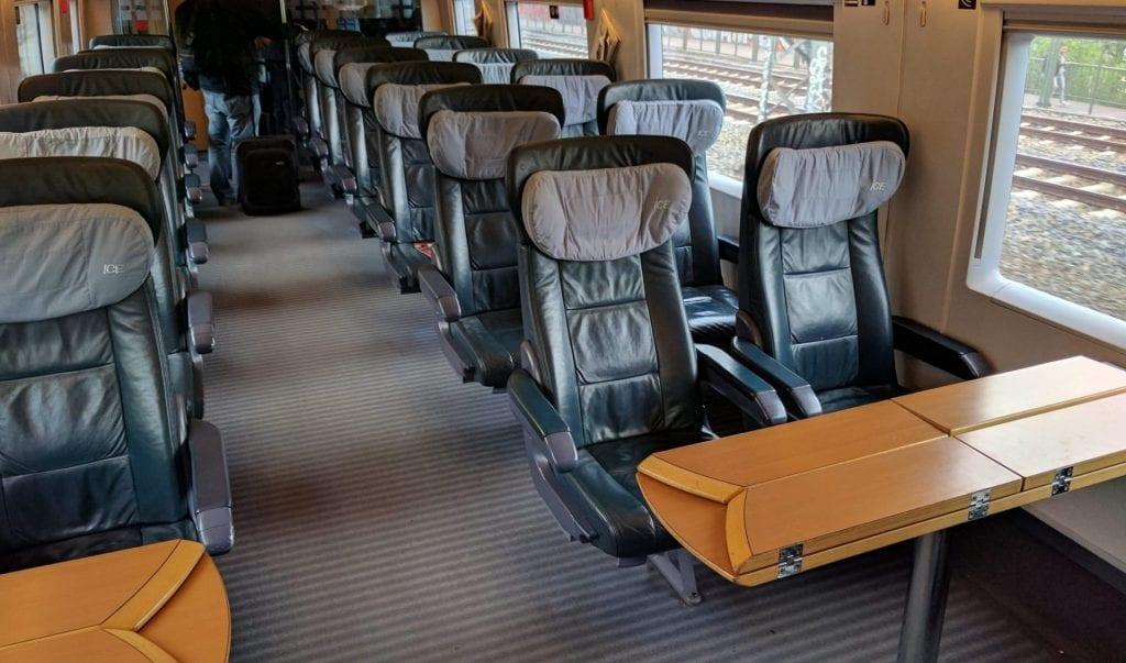 DB BahnCard 100 unbegrenzte Fahrten in der 1. Klasse