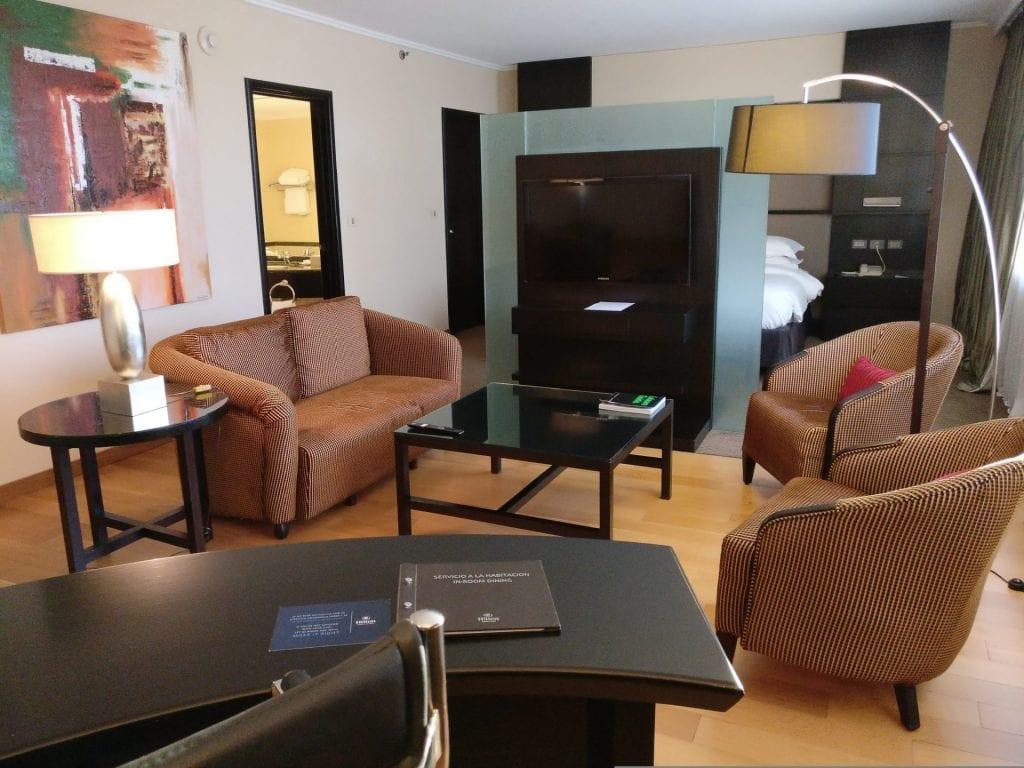 Hilton Buenos Aires Executive Junior Suite