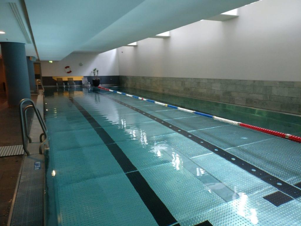 InterContinental Düsseldorf Pool Holmes Place