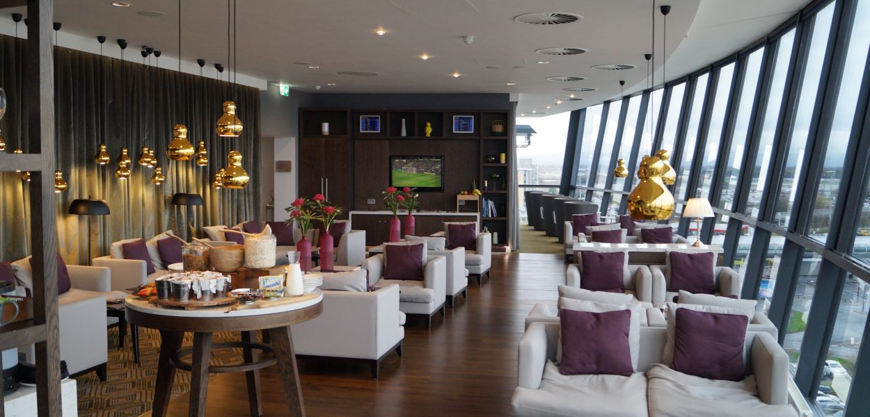 Radisson Blu Manchester Business Class Lounge 5