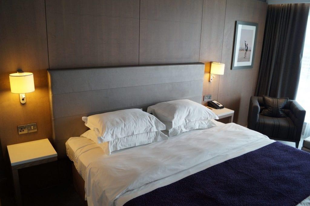 Radisson Blu Manchester Zimmer 5