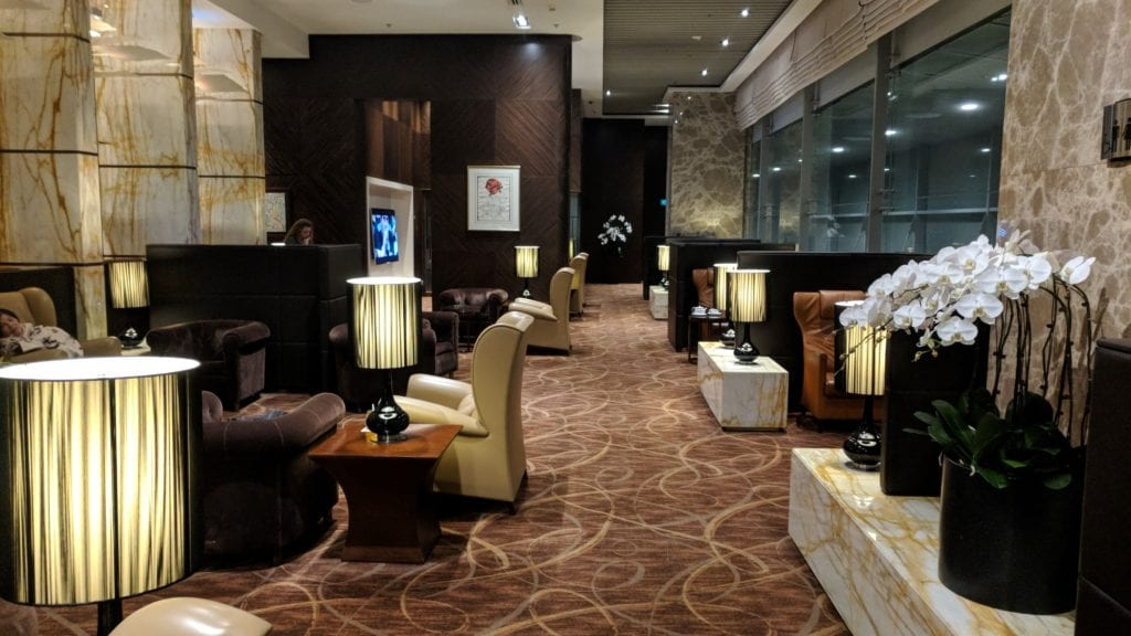 Singapore Airlines Private Room (4)