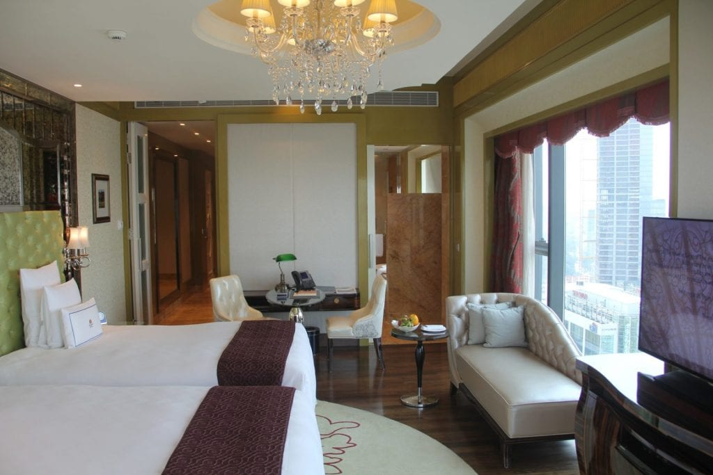 The Reverie Saigon Grand Deluxe Room