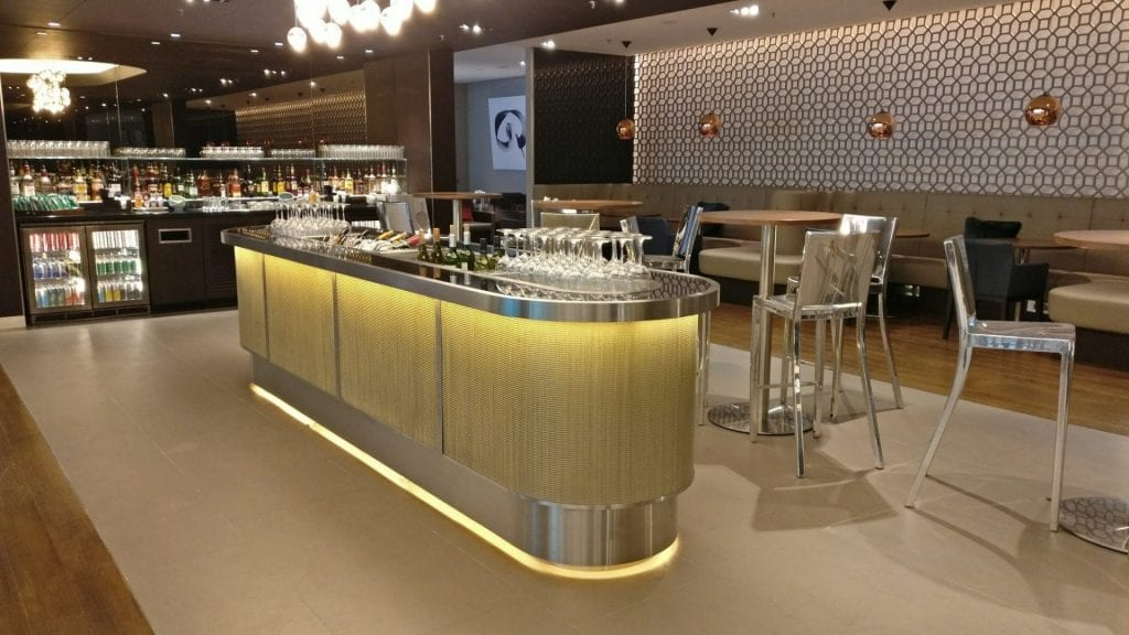 british airway lounge singapore essen