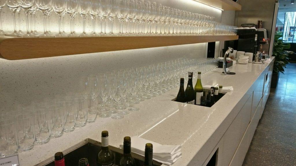 qantas-lounge-singapur-buffet