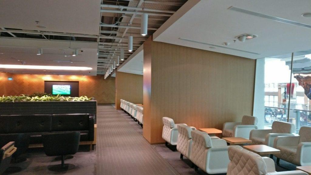 qantas lounge singapur sitzgelegenheiten 2