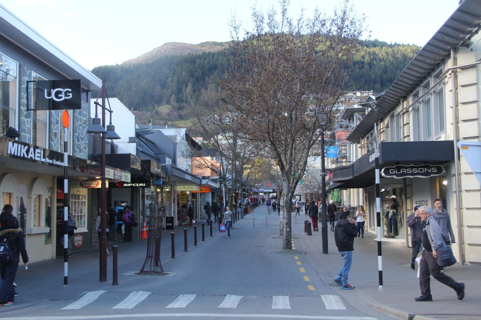 Queenstown City Center