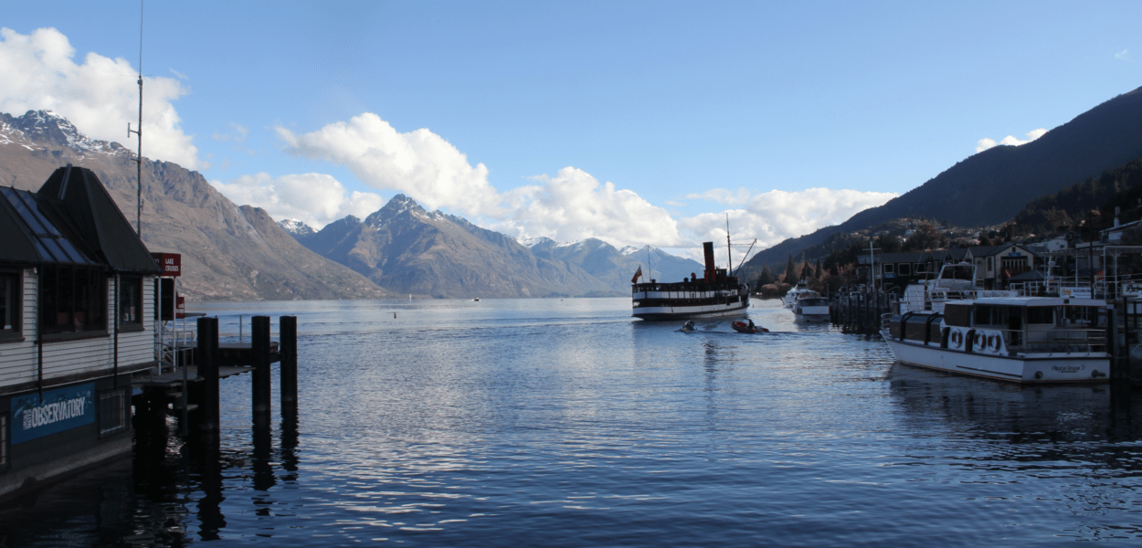 Queenstown Lake Wakatipu