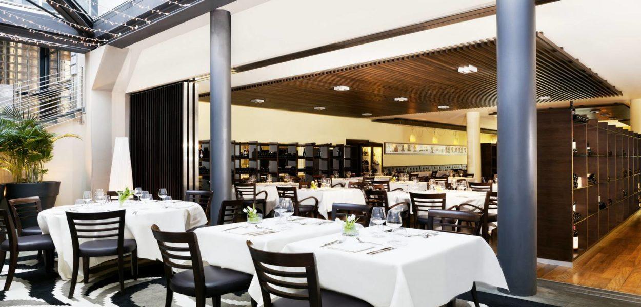 Restaurant Valier Gastraum