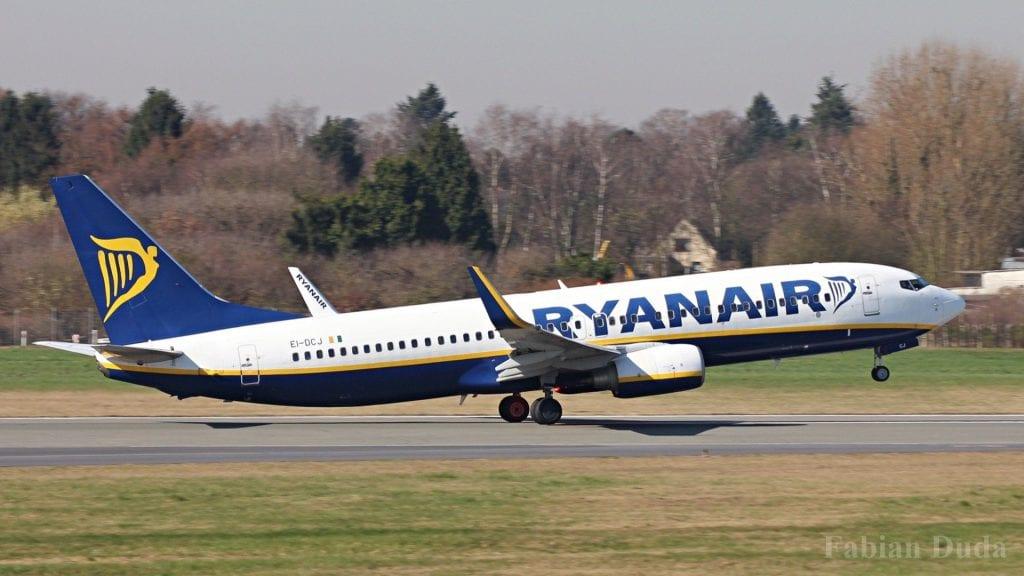 ryanair boeing 737 8 2