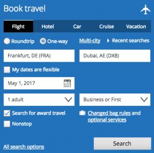 united-award-travel