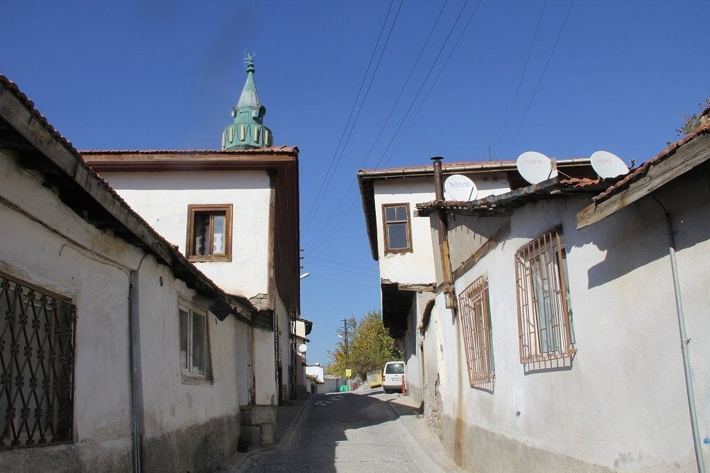 Ankara Altstadt