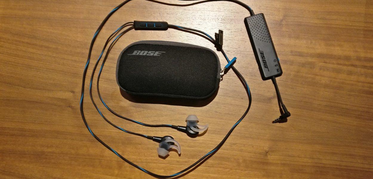 Bose QuietComfort 20 Kopfhörer