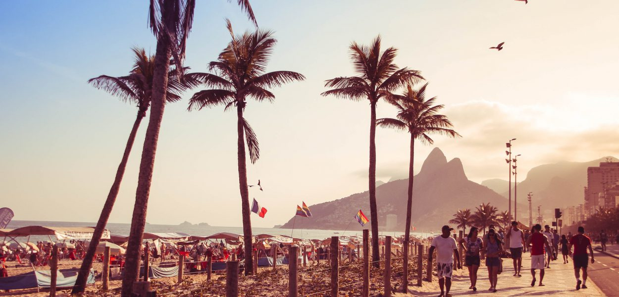 Brasilien Rio de Janeiro 2