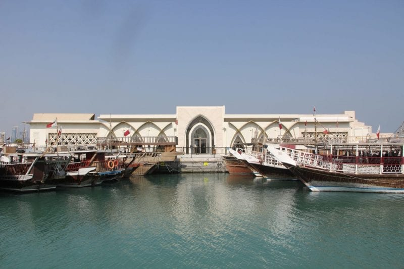 Doha Harbour 2