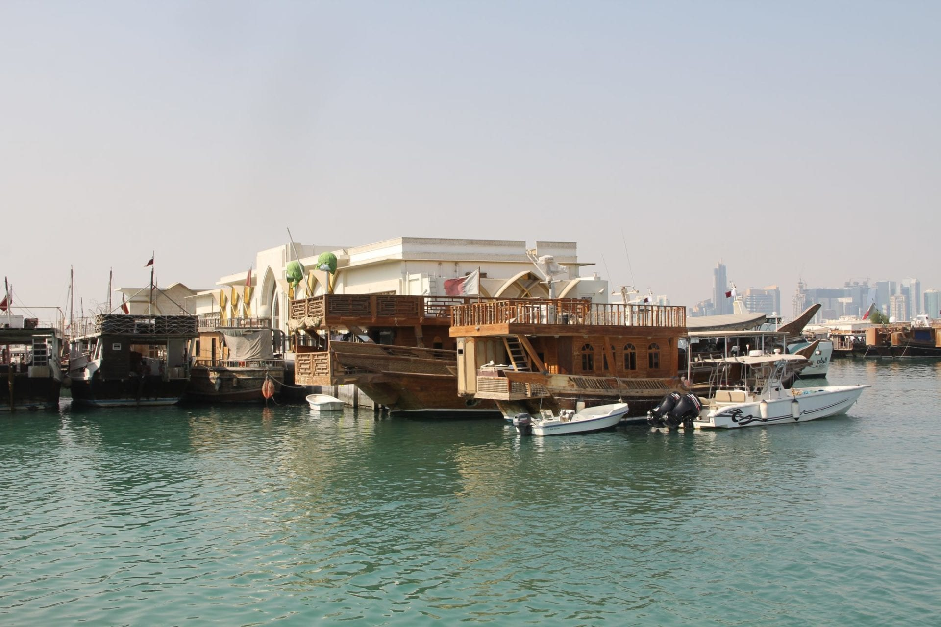 Doha Harbour