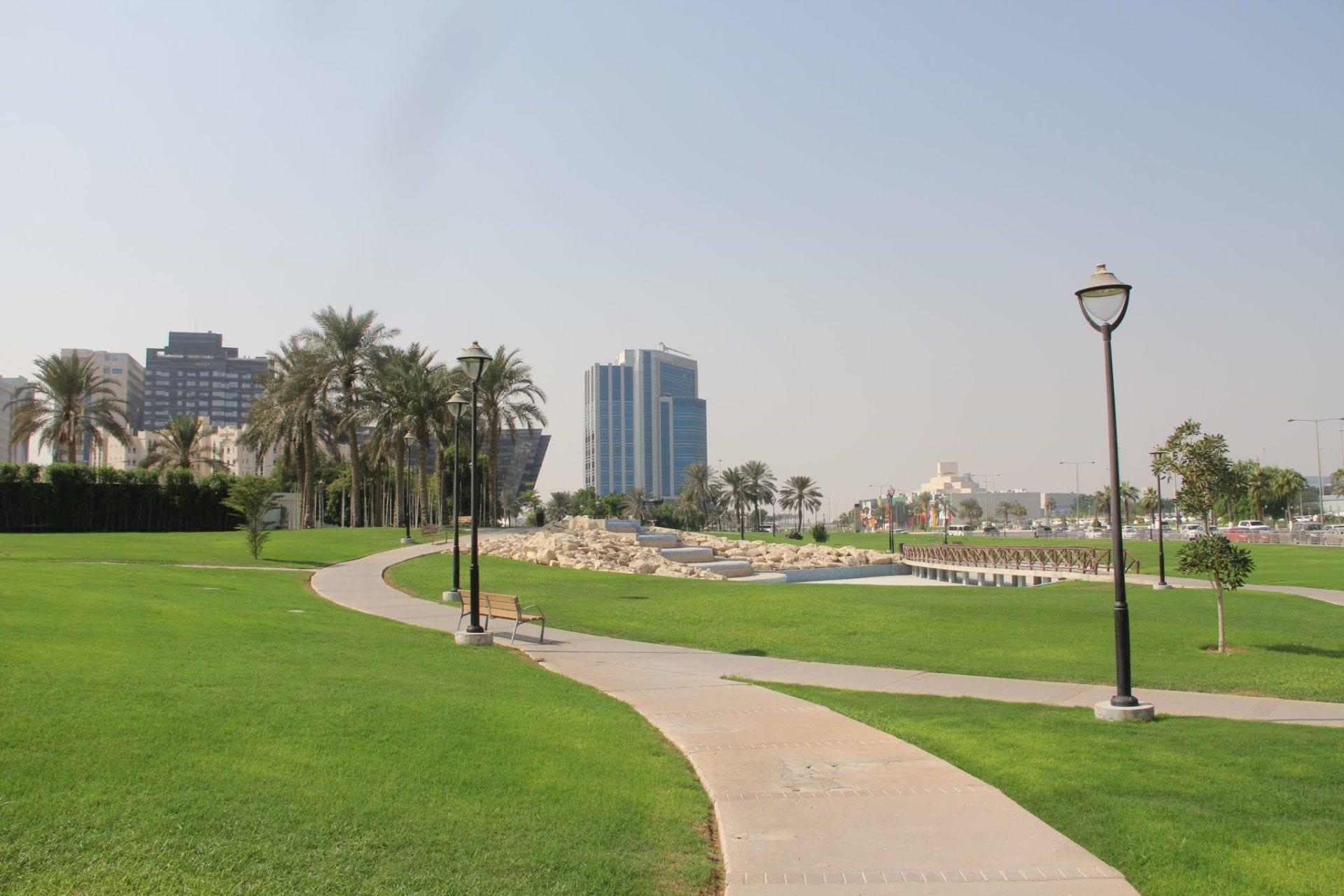 Doha Salata Park Park