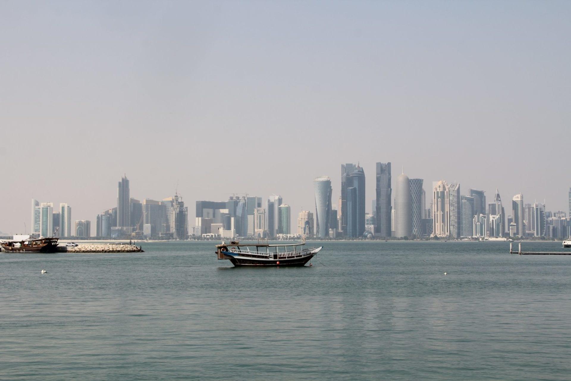 Doha Skyline 2