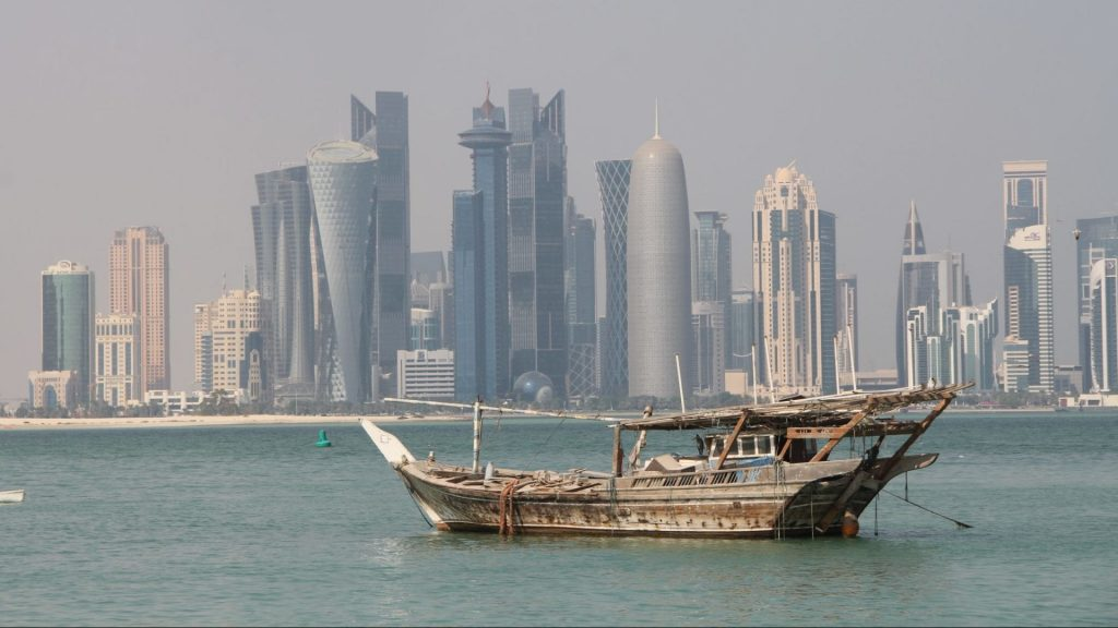Doha Skyline 5