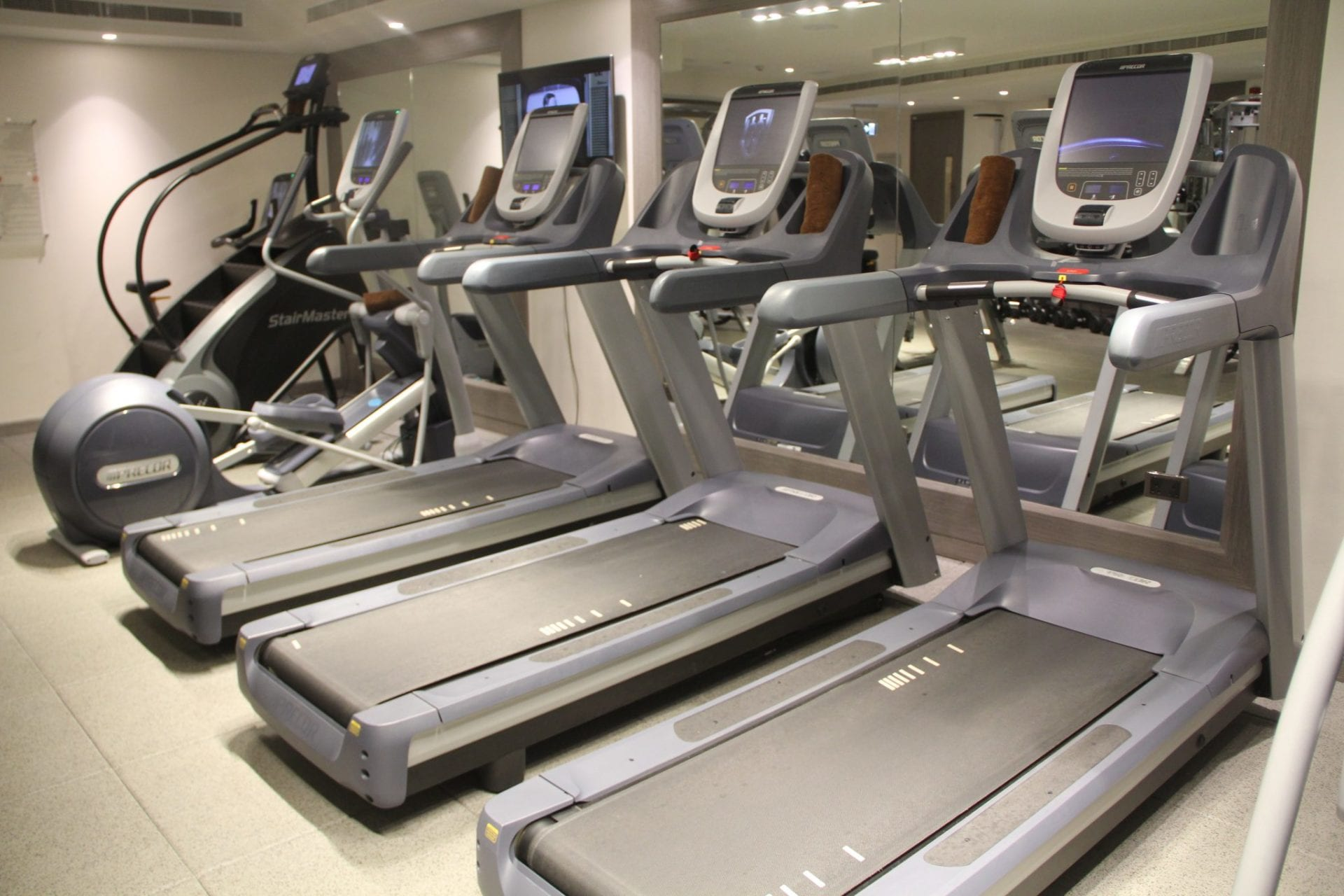 DoubleTree Doha Old Town Gym 3