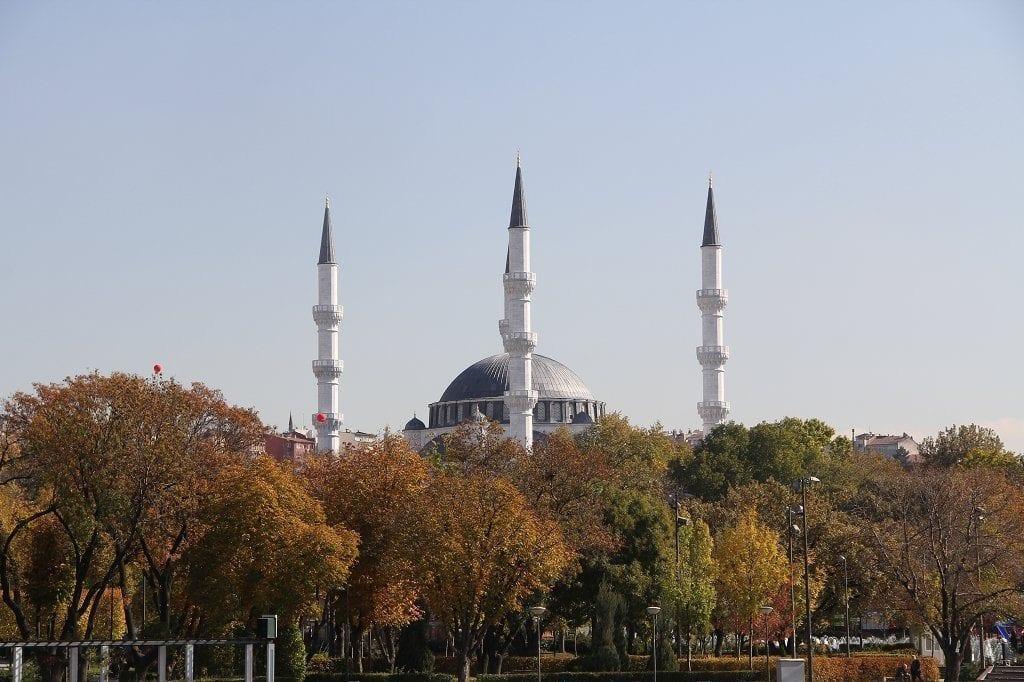 Genclik Moschee Ankara