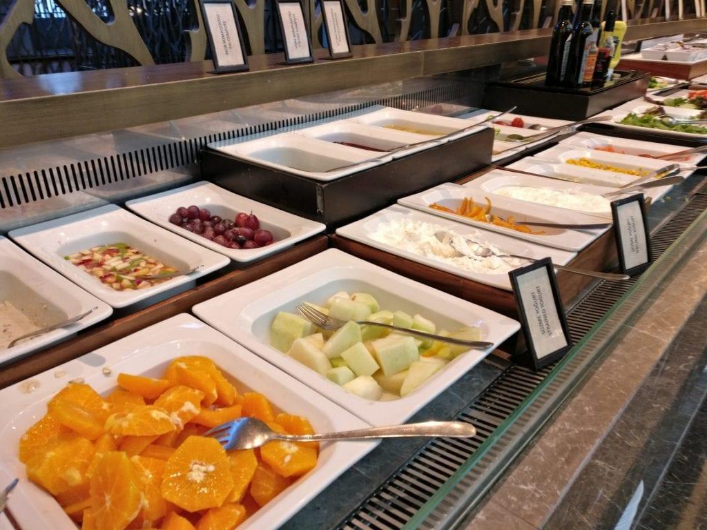 Hilton Ankara Breakfast 2